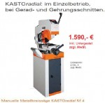 Aktion KASTO radial